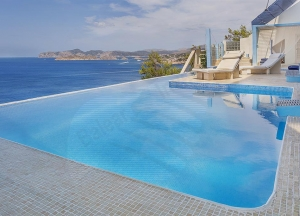 Detached house in port Adriano on a plot of 840m2 approx.,