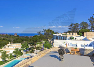 Detached house on a plot of 1.040 m2 approx.,